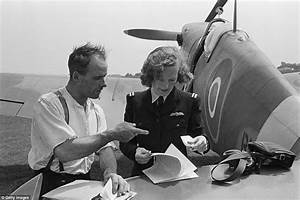 The female Top Guns of World War II who flew Spitfires and ...