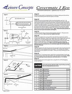 Covermate 1 Eco Instructions