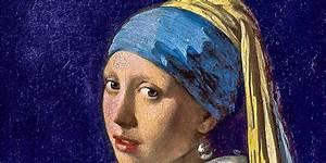 Das Mädchen Mit Dem Perlenohrring Gemälde : vermeers gem lde m dchen mit dem perlenohrring wird gescannt ~ Watch28wear.com Haus und Dekorationen