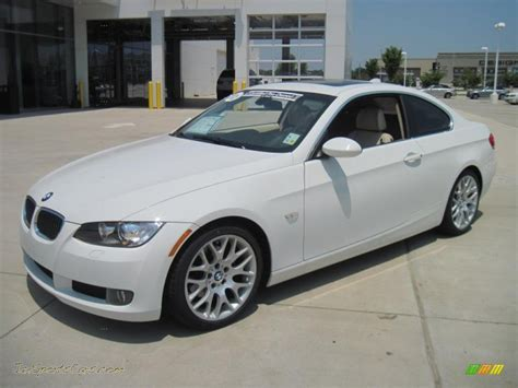 Bmw 328i Coupe by 2008 Bmw 3 Series 328i Coupe In Alpine White 131806