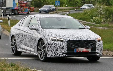 opel insignia opc is this the all new opel insignia opc vxr undergoing