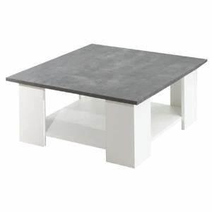 Soldes Table Basse : table basse beton achat vente table basse beton pas cher les soldes sur cdiscount cdiscount ~ Teatrodelosmanantiales.com Idées de Décoration