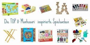 Montessori Spielzeug Baby : spielsachen inspiriert von der p dagogik von maria montessori ~ Orissabook.com Haus und Dekorationen