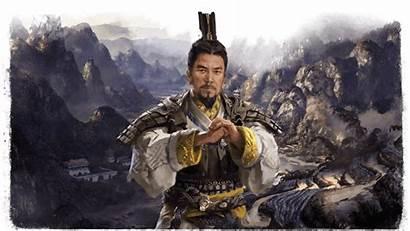 Kingdoms Three Bei Liu Total War Warlord