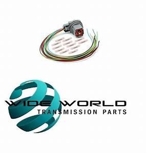 Transmission Solenoid Block Wire Harness Repair Kit