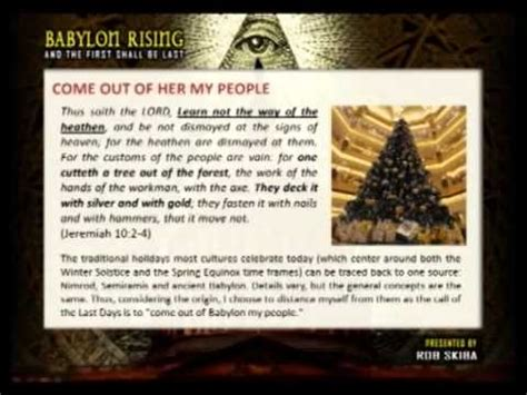 What Does It To Come Out Of The Closet by Church It S Time To Come Out Of Babylon