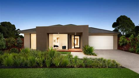 Contemporary Home Exterior Design Ideas by Contemporary Single Story Mediterranean House Plans
