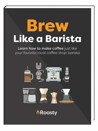 Coffee Barista Brew Washed Want