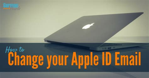 change email address on iphone solution how can i change my apple id email address
