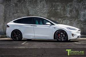 What Say You About This Pearl White Tesla Model X?   Carscoops