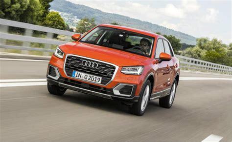 Audi Q2 India Launch Live Updates: Price, Features ...