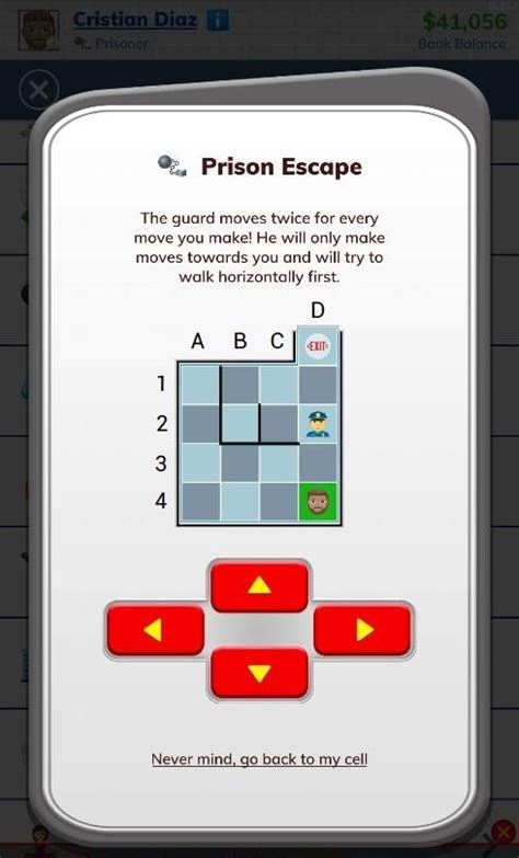 escape bitlife prison map security demonstrate markers added help been