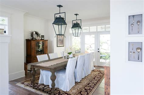 50 Cool And Creative Shabby Chic Dining Rooms