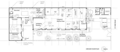 wrap design factory bureau matter ground floor plan