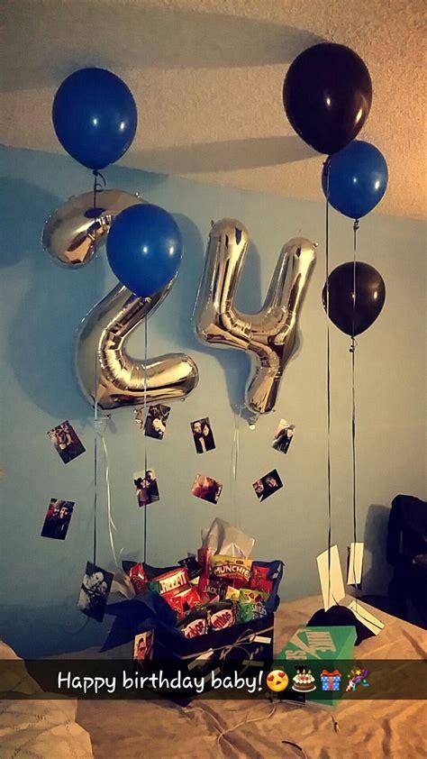 birthday surprise   birthday boyfriend gift ideas