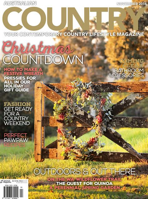 Country Magazine by Our Issue Australia Country Magazine