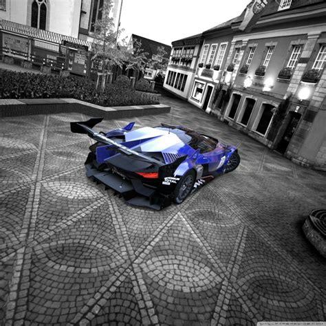 Gt By Citroën Race Car 4k Hd Desktop Wallpaper For 4k