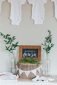 DIY Woodland Baby Shower Ideas