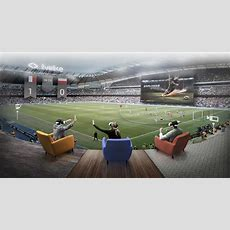 Virtual Reality Stadium Lets Distant Friends Watch The Game Together Springwise