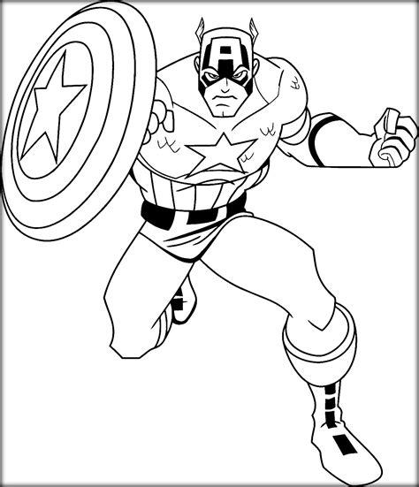 33 captain america color page captain america civil war