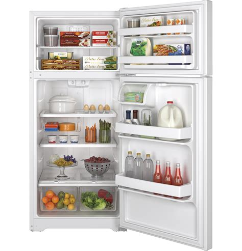ge energy star  cu ft top freezer gtegth  appliances