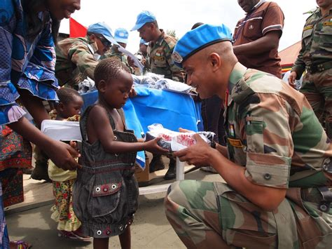 democratic republic  congo monusco  world campaign