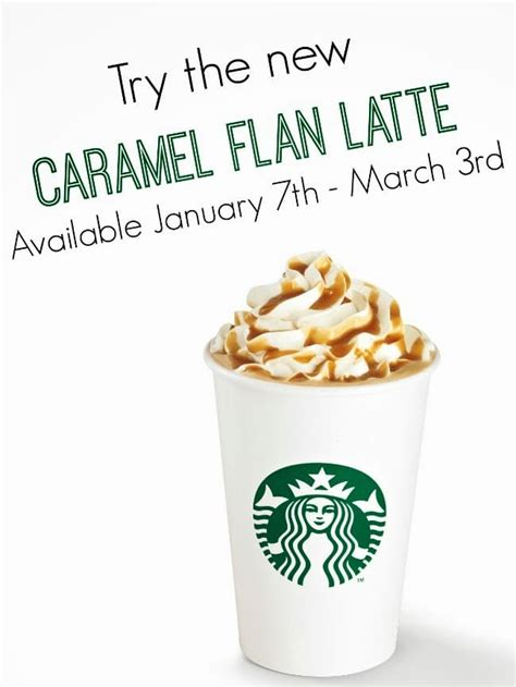 As used by costa & starbucks. Enjoy Starbucks' New Caramel Flan Latte | Living Mi Vida Loca