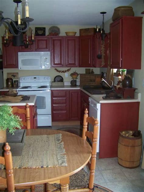 primitive kitchen ideas  pinterest