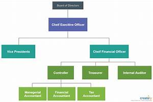 Finance Department Structure  You Can Edit This Template