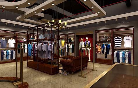 magasin de vetement de cuisine moderne vêtements présentoir magasin de vêtements