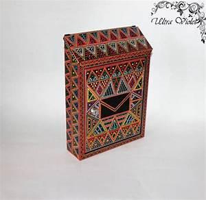 Gift Im Briefkasten : mailbox letterbox postbox mail letter box hand painted posta kutular briefkasten ~ Eleganceandgraceweddings.com Haus und Dekorationen