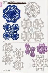 3150 Best Square And Round Crochet Motifs Images On