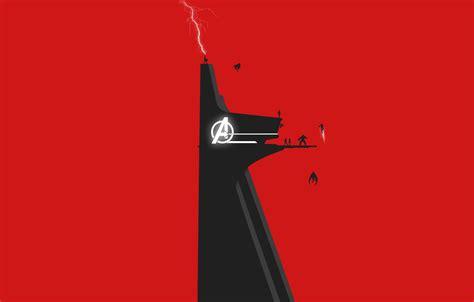 Wallpaper Avengers Tower, Stark Tower, Marvel Comics ...