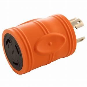 Ac Connectors Locking Adapter Nema L14