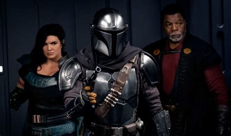 The Mandalorian season 2: First-look teases Baby Yoda in ...