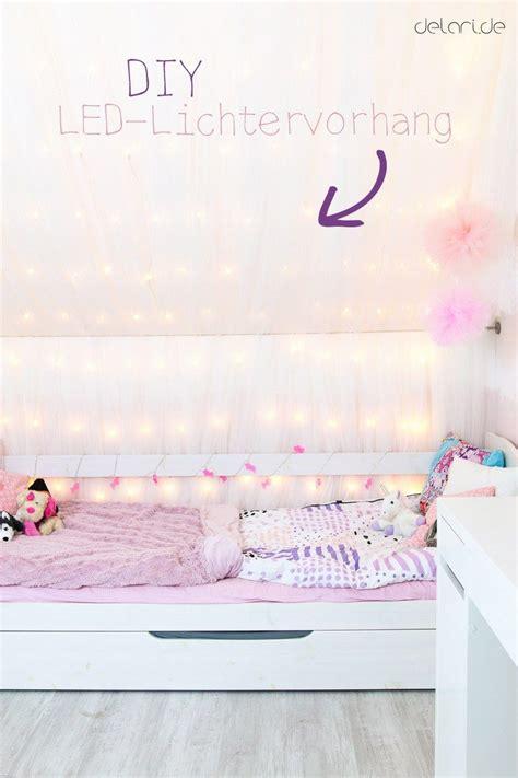 Mobile Kinderzimmer Mädchen by Kinderzimmer Ideen M 228 Dchen Diy Lichtervorhang Bett