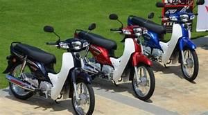 Honda Lahirkan Lagi Bebek Model Jadul Di Malaysia