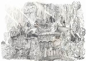 Coloriage Le Seigneur Des Anneaux A Imprimer  Lord Of The Rings Coloring Pages And On