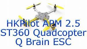 Hobbyking St360 Quadcopter With Hkpilot Mega Apm 2 5