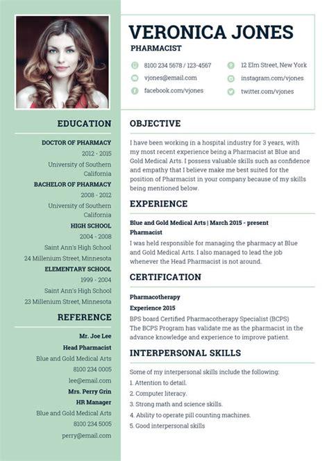 Updated Curriculum Vitae Format by Curriculum Vitae Templates Zammara