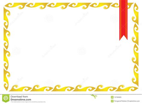frame border certificate royalty  stock images image