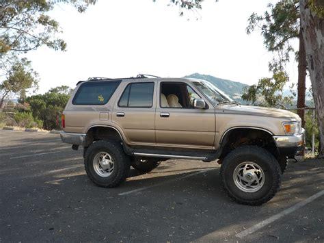 Toyota 4runner For Sale by 1994 Toyota 4runner For Sale California