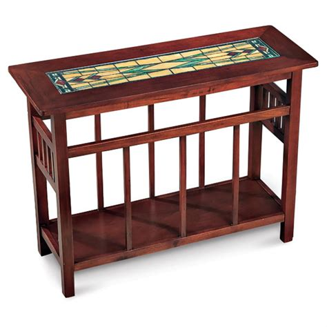 wolf table with glass table top stained glass top coffee table 125603 living room at