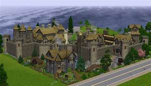 Mod The Sims Candle Town Uptown Ambitions File Added
