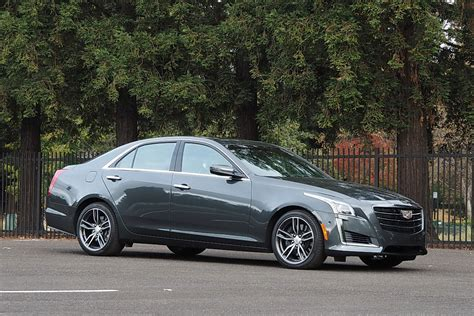 2017 Cadillac Cts Vsport Underdog Against The European