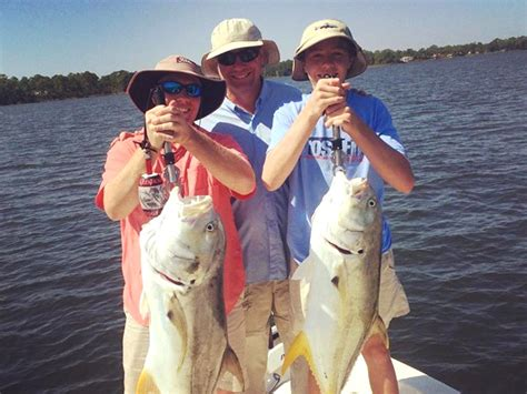 fishing florida charters destin landing oak