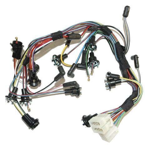 Dash Wiring Harnes by Lectric Limited 174 Dash Instrument Cluster Wiring Harness