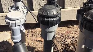 Wiring Sprinkler Valves