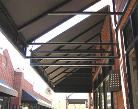 steel awnings