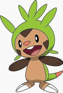 pokemon chespin images